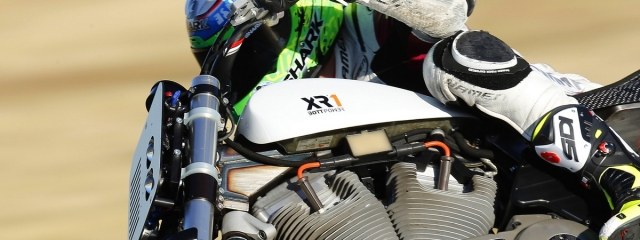BOTT XR1 test with Anthony West
