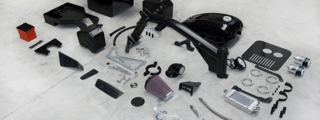 BOTT XR1 kit.