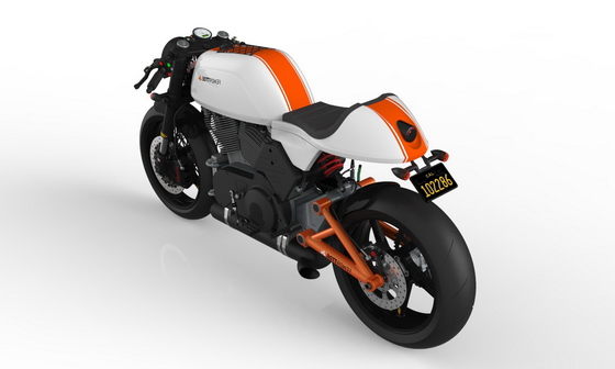 Bottpower cafe racer, version 2.