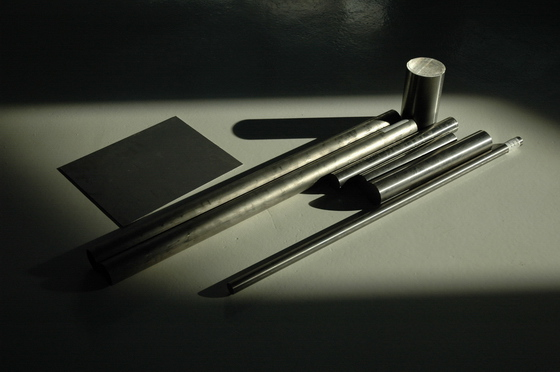 Titanium material for building a new chassis.