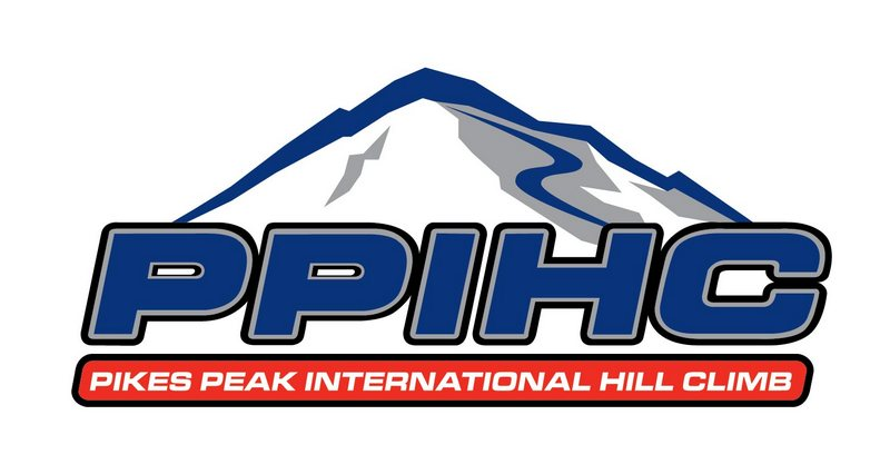 Pikes Peak International Hill Climb logo.